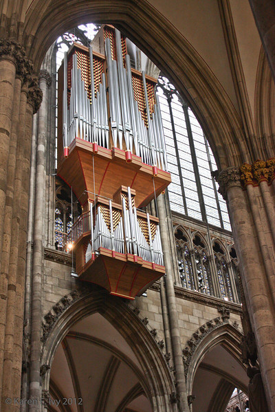 Organ in the Dom