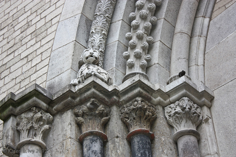 Detail of Great St. Martin