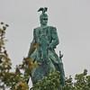 Kaiser Wilhelm II, statue