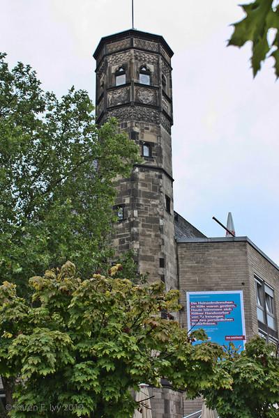 Tower of the Koeln Handwerkschaft