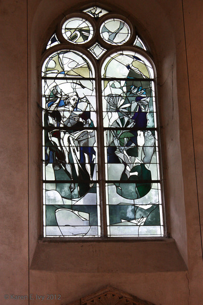 Window, Great St. Martin