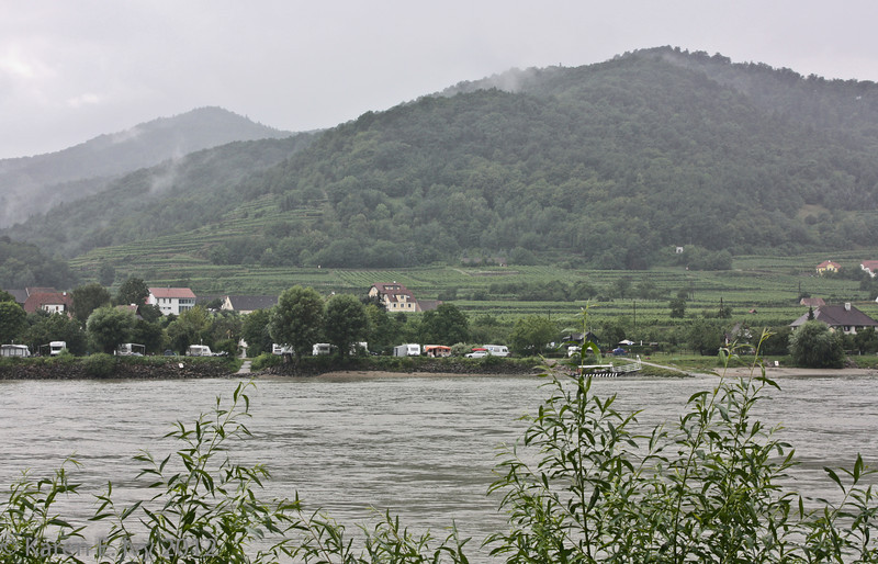 Rossatz, across the river from Dürnstein