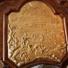 Plaque representing Noah's Ark