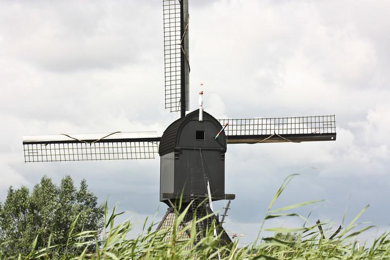 Windmill top, Kinderdijk
