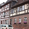Miltenberg, note the half-timbering
