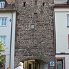 Wertheim, old city wall