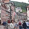 Main street of Miltenberg