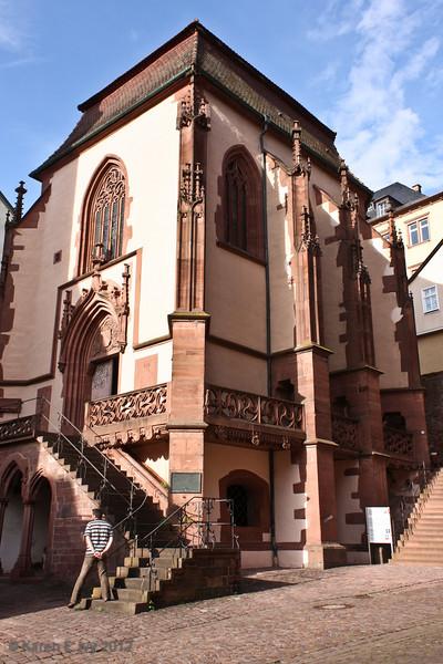 Kilianskapelle - St. Kilian's Chapel