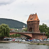 Mainz Gate (Mainzer Tor) and bridge over Main