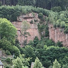 Roman quarry remains, at Miltenberg