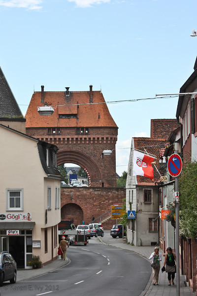 View of Gatehouse