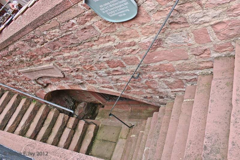 Old public well, Miltenberg