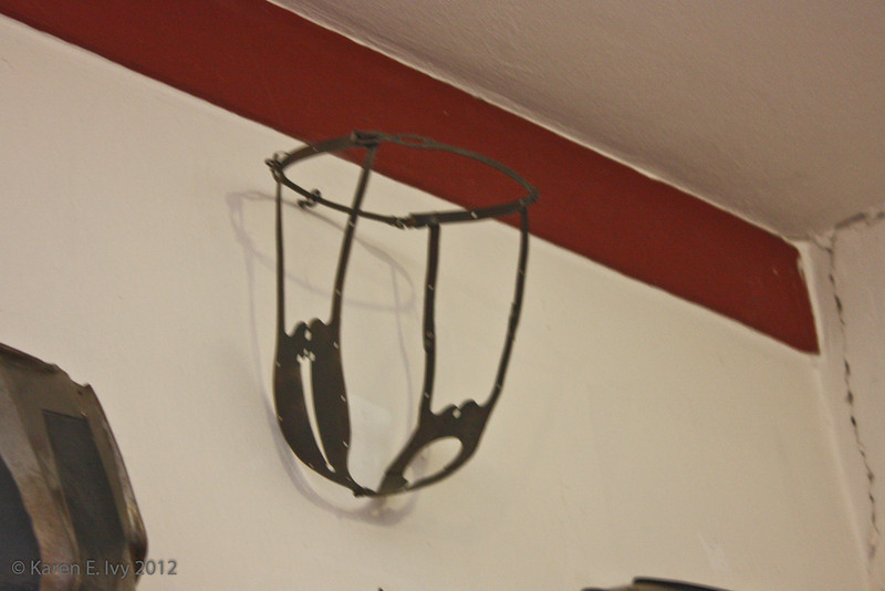 A chastity belt (really!)