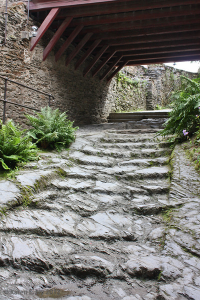 The Riders' Stairs