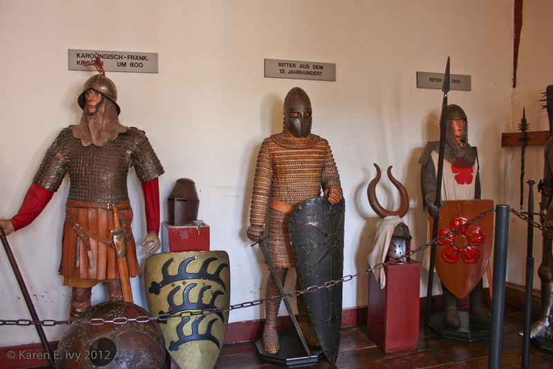Ruestkammer or armory, a very rare and notable collection