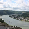 The Rhine from Marksburg