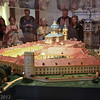 Scale model of Melk Abbey 1:100