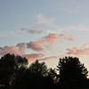 Sunset in Bavaria