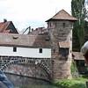 Kaiserburg wall and tower