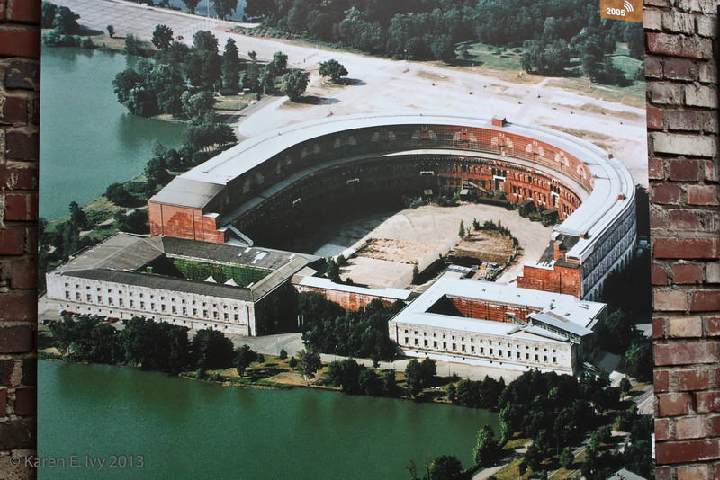 Photo of aerial view of Congress Hall
