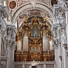 Main organ, Dom St. Stephan