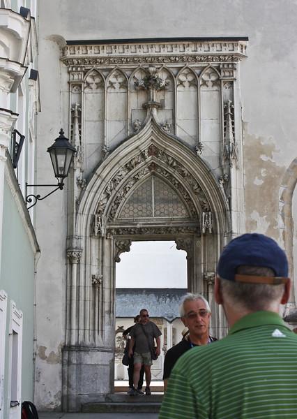 Doorway of the Dom