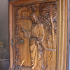 Carved door, Passau