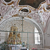 Alte Kapelle, interior