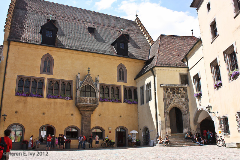 The Rathaus
