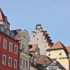 Rooftops in Regensburg
