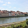 Regensburg and the Danube
