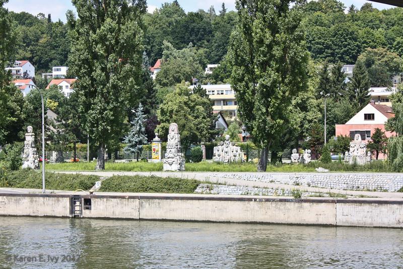 Regensburg - Max Buchhauser Garten