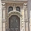 "Medieval doorway - the inscription translates roughly, ""Lord, keep the entrance and the exit."""