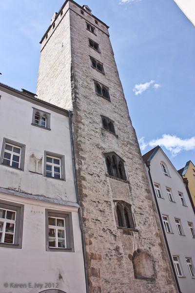 Merchant tower