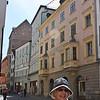 Street in Regensburg