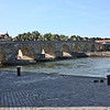The Stone Bridge over the Danube