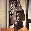Wooden statue of St. Sebaldus, carved by Wilhelm Rollinger, late 15th century
