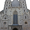 St. Stephen's Cathedral, main door and towers