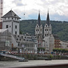 Boppard - 2 towers are St. Servus