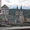 Boppard - 2 towers are St. Servus
