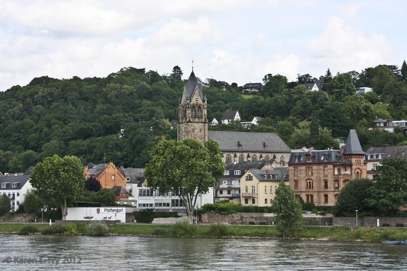 Church, near Koblenz