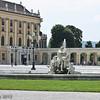 Schönbrunn Palace,  fountain