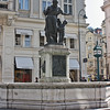 St. Joseph's Fountain, in the Graben