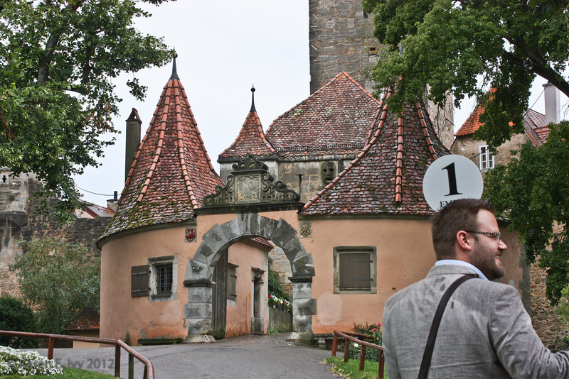 Burg Tor or Burg Gate