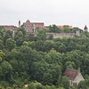 Rothenburg from the Burg Garden