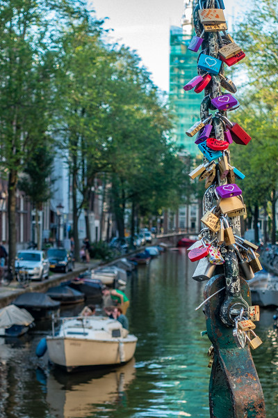 Amsterdam Love Locks
