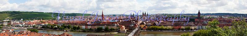 Wurzburg Panorama