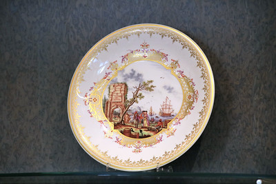 Meissen China Plate