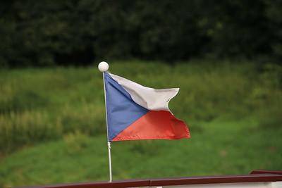 Chech Republic Flag