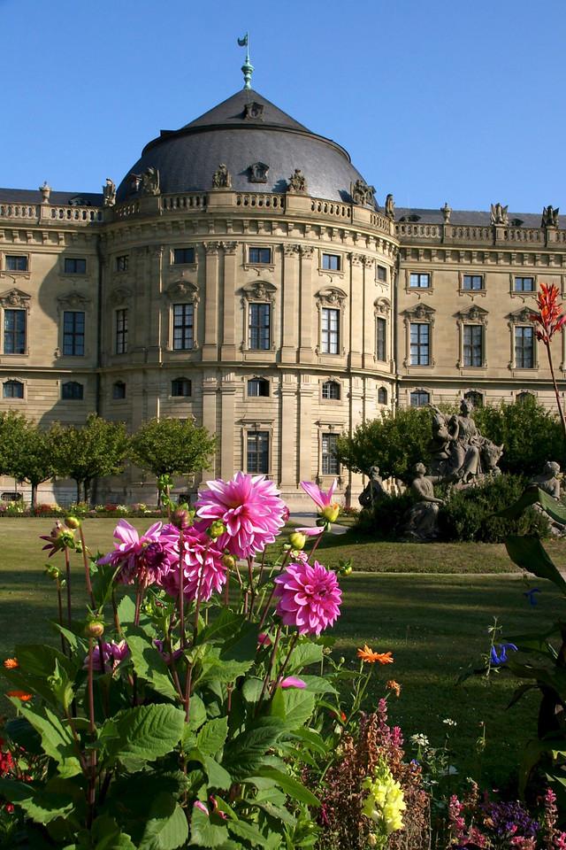 Wurzburg - Bishop's Palace